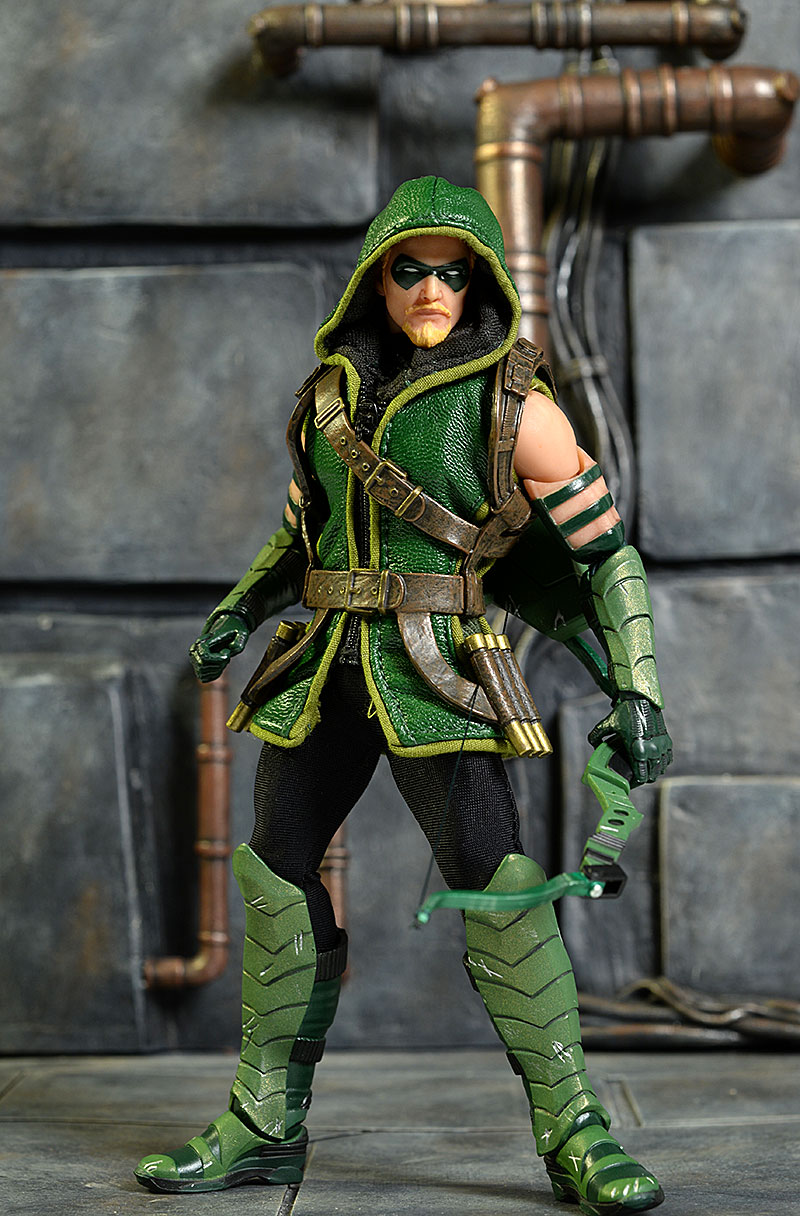 Review And Photos Of One 12 Collective Green Arrow Action