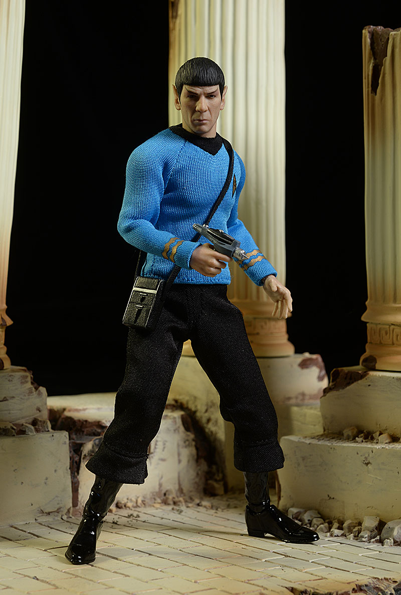 One:12 Collective Star Trek Mr. Spock action figure by Mezco