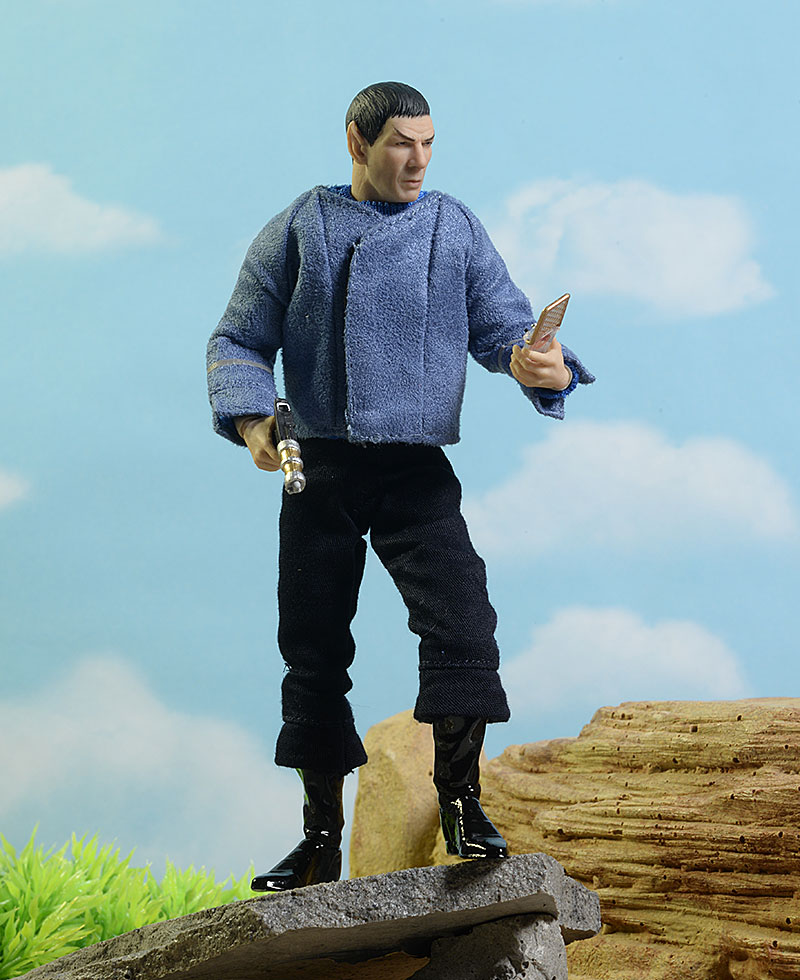 Star Trek One:12 Collective The Cage Spock action figure by Mezcoc