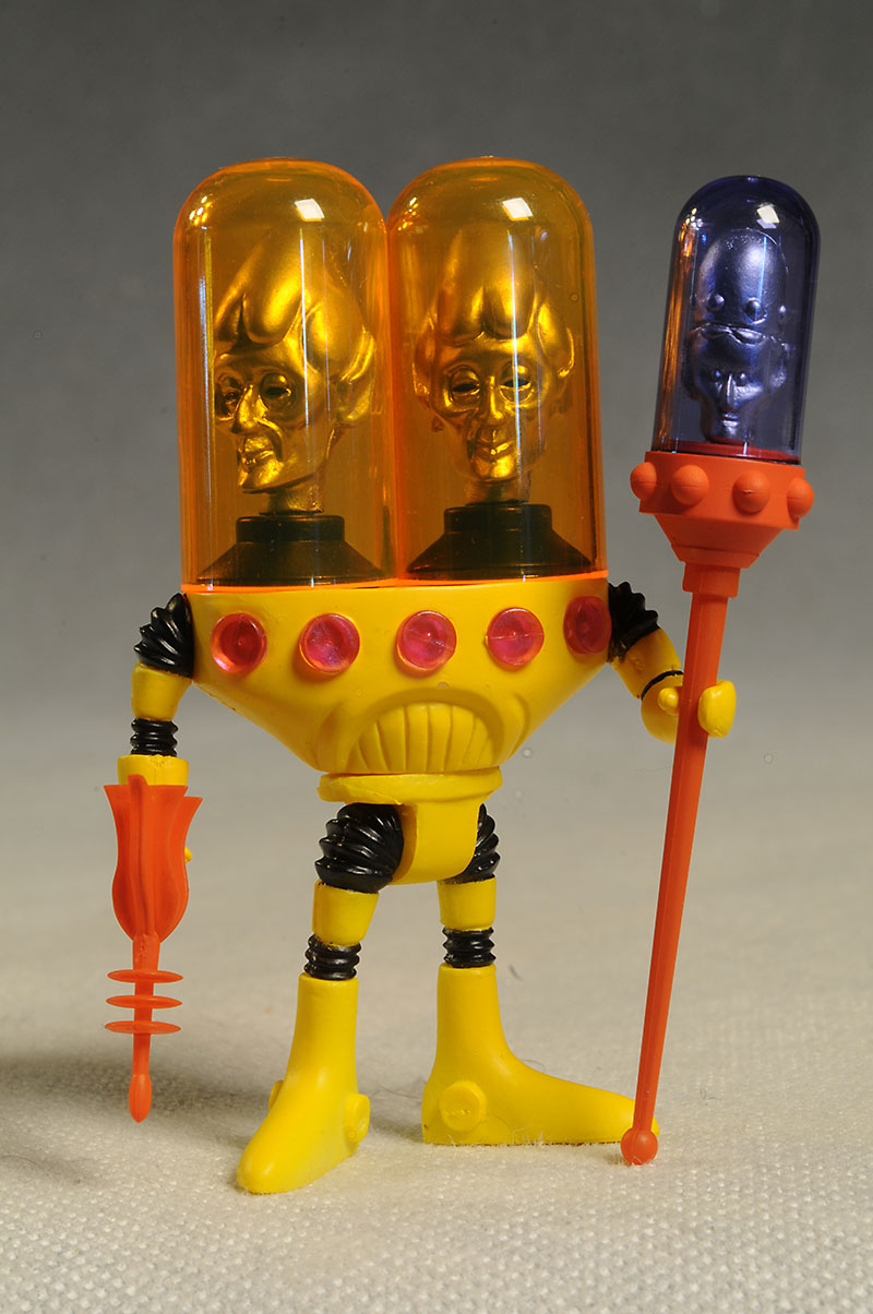 Outer Space Men Orbitron, Gemini figures from the Four Horsemen
