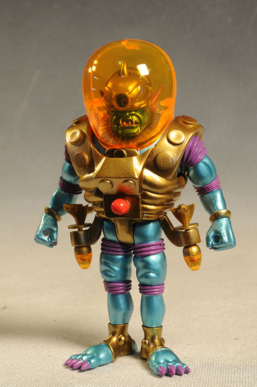 Cyclops Outer Space Men action figure by Four Horsemen