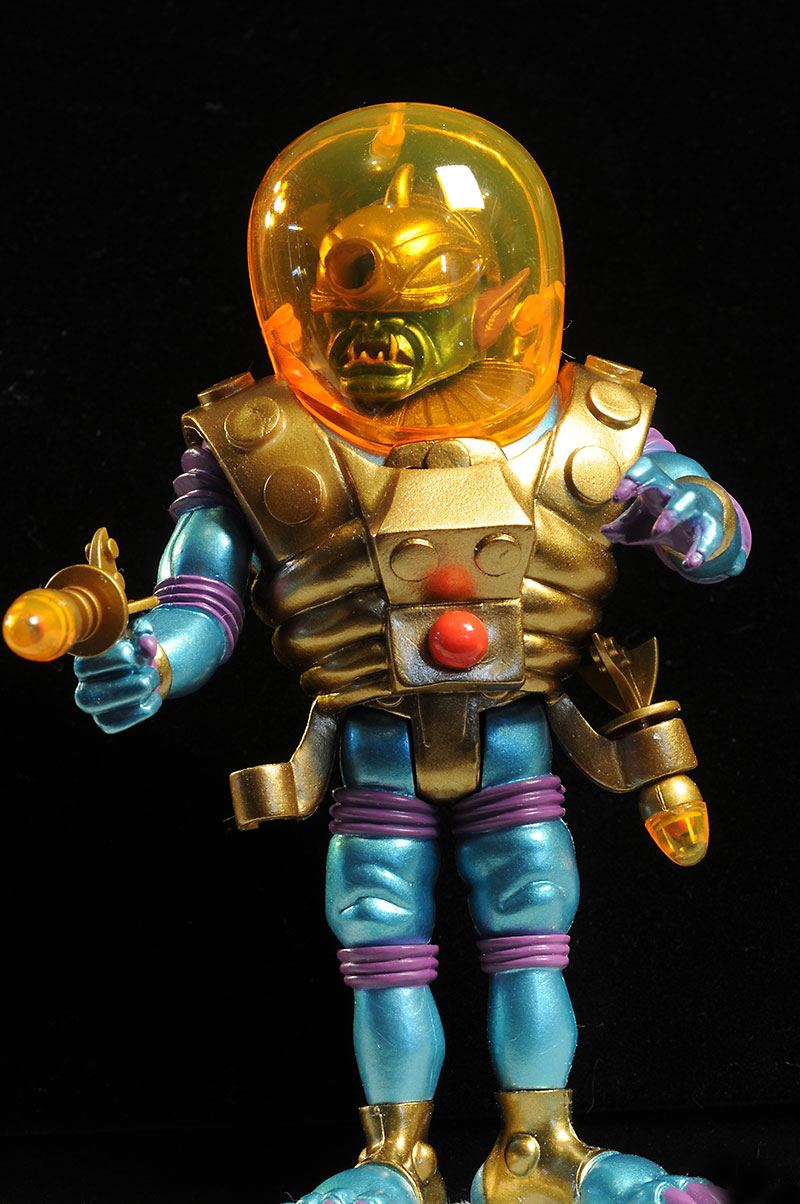 Outer Space Men Cyclops action figure by Four Horsemen