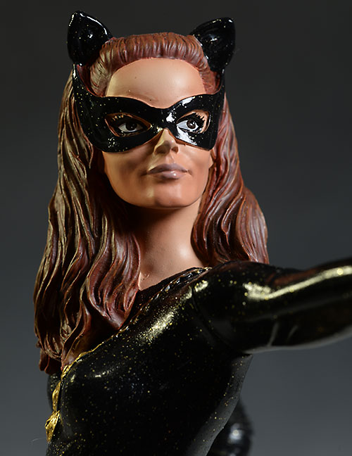 1966 Batman Catwoman Julie Newmar statue by DST
