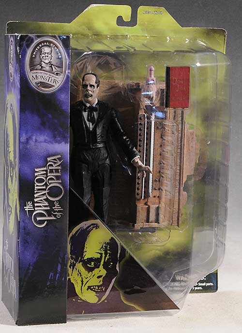 Phantom of the Opera action figure by DST