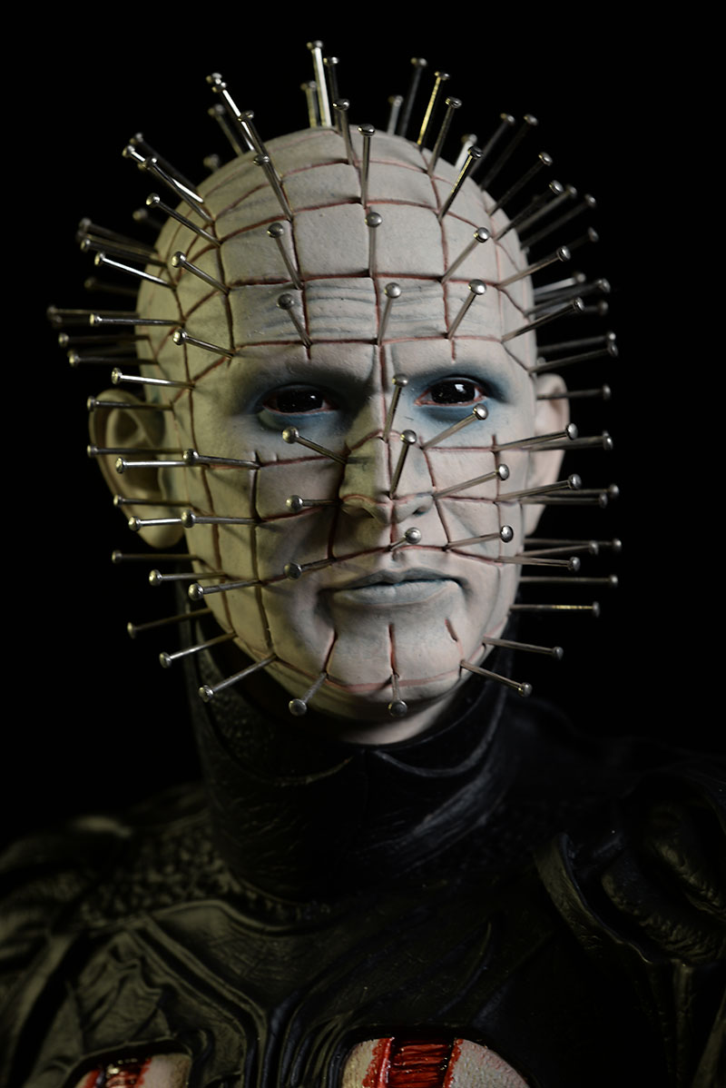 Hellraiser Pinhead Premium Format Statue by Sideshow