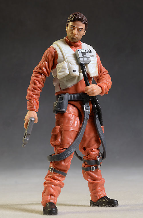 Star Wars Black Series Poe Dameron figure by Hasbro
