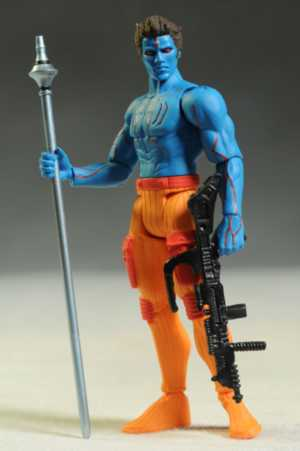 Review And Photos Of Power Lords Action Figures By The