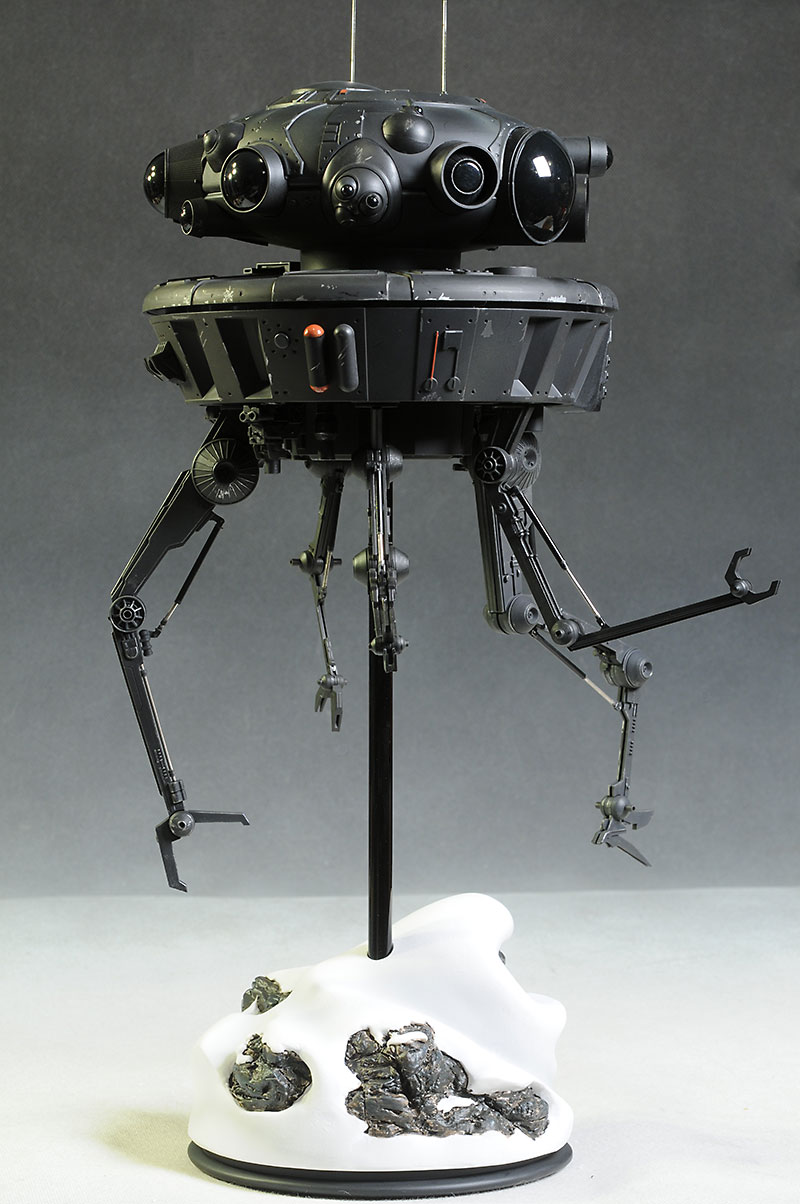 Star Wars Imperial Probe Droid action figure by Sideshow