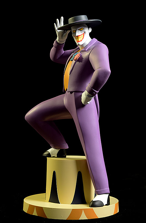 Batman Animated Series Joker Gallery statue by Dismond Select