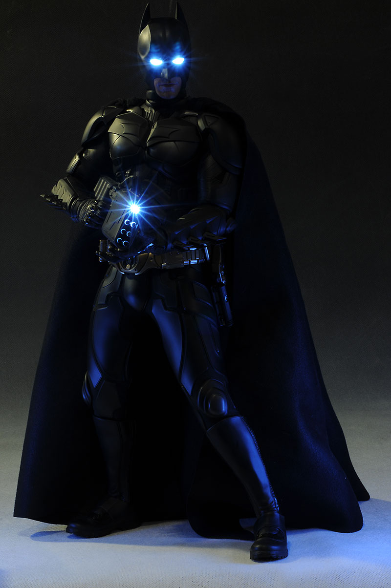 Hot Toys Dark Knight Rises Batman 1/4 scale action figure Qmx