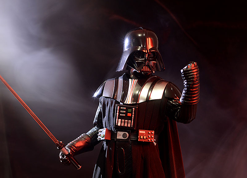 Star Wars Rogue One Darth Vader sixth scale 1/6th action figure by Hot Toys