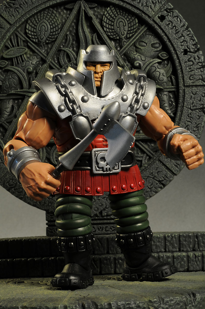 Ram Man MOTUC action figure by Mattel