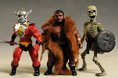 Realm of the Underworld action figures by Zoloworld