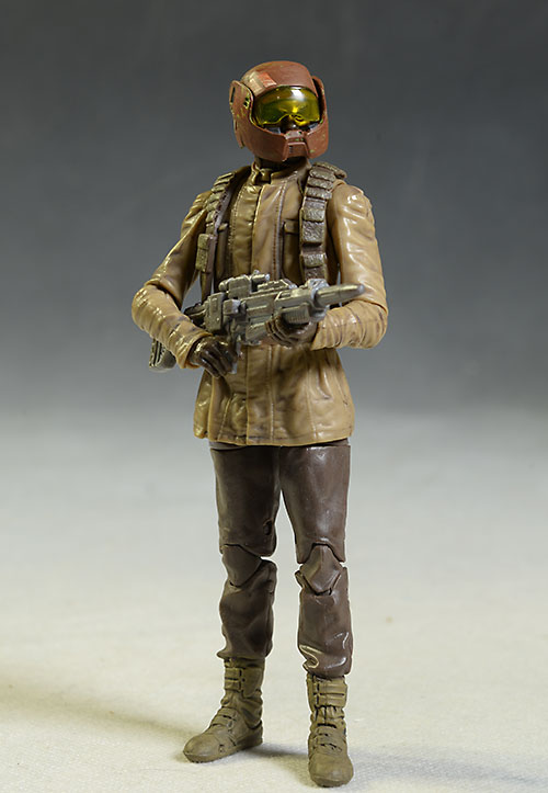 Star Wars Force Awakens Resistance Fighter action figure by Hasbro