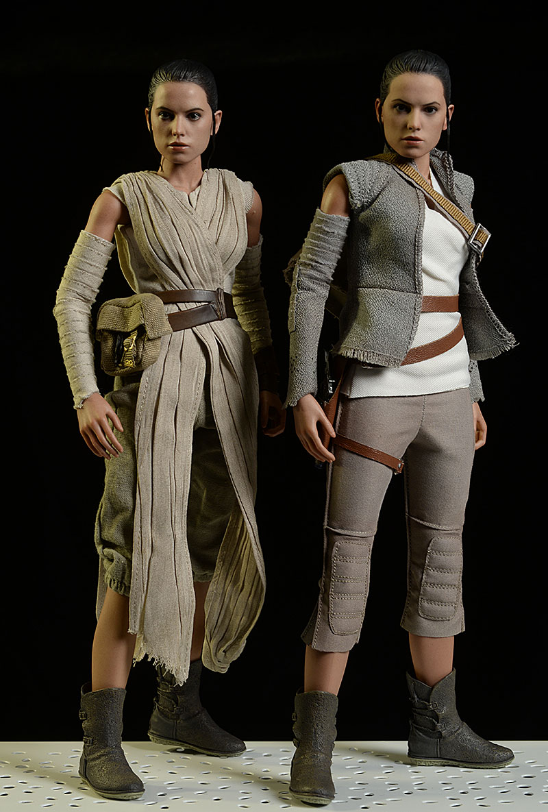 Review and photos of rey resistance outfit star wars sixth scale rey resistance outfit star wars force awakens sixth scale action figure by hot toys solutioingenieria
