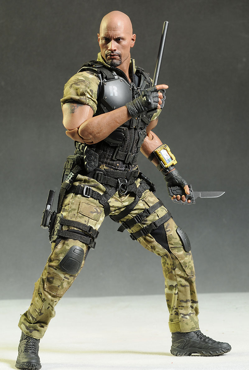 G.I. Joe Retaliation Roadblock action figure