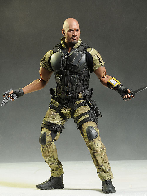 G.I. Joe Retaliation Roadblock action figure by Hot Toys