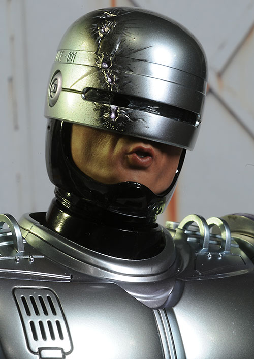 Robocop with Mechanical Chair action figure by Hot Toys