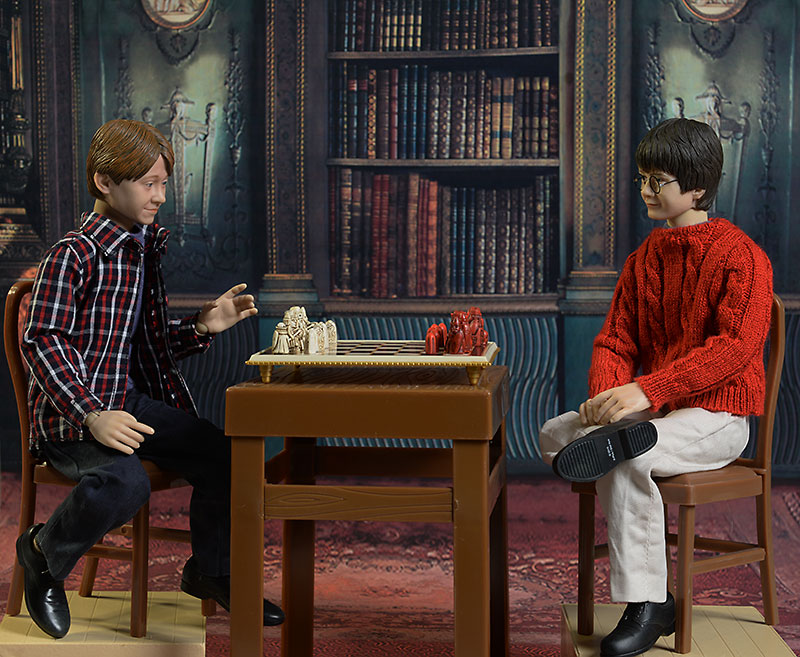 Harry Potter, Ron Weasley 1/6th figures by Star Ace