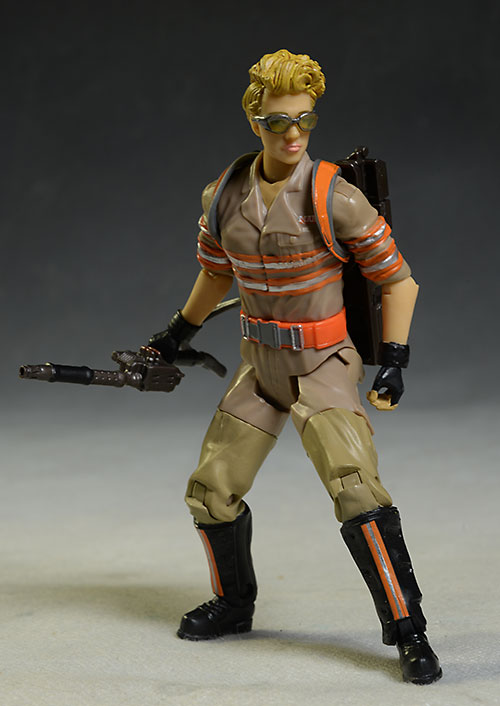 Ghostbusters Jillian Holtzmann action figures by Mattel