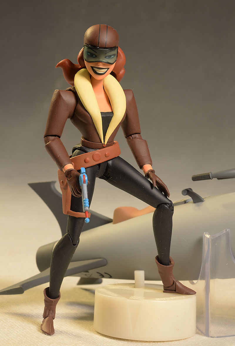 Roxy Rocket action figure by DC Collectibles
