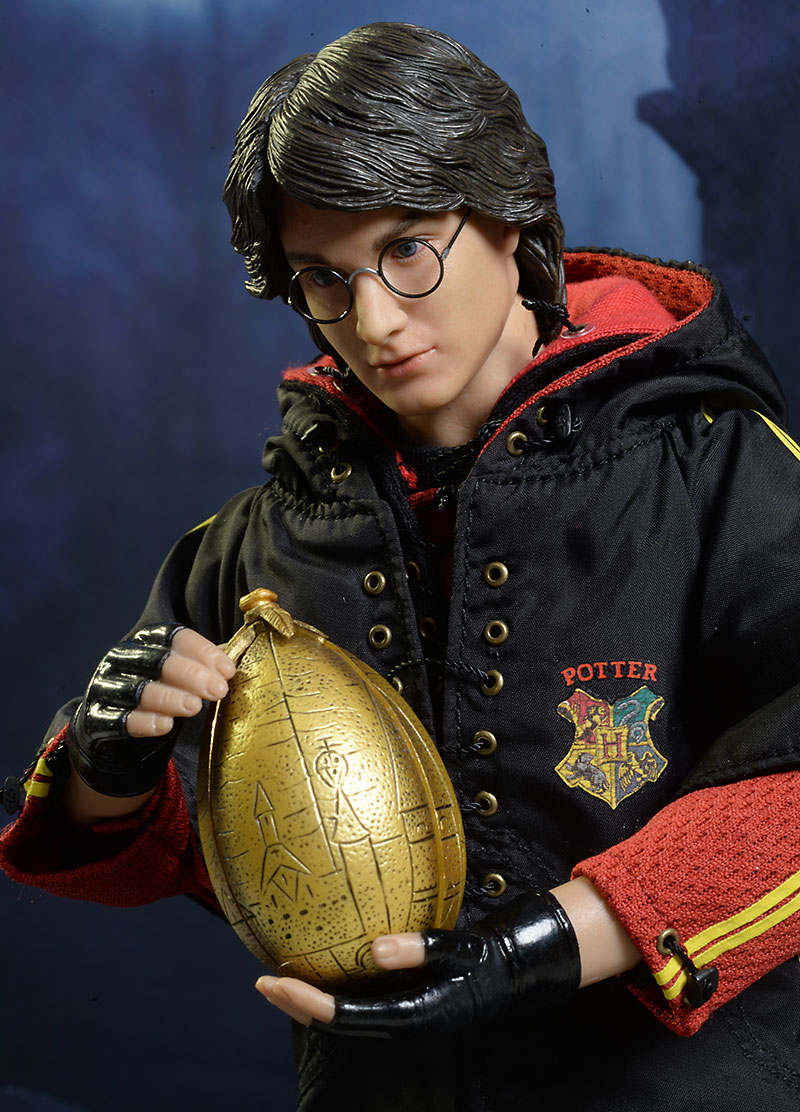 Tri-Wizard Harry Potter sixth scale action figure by Star Ace
