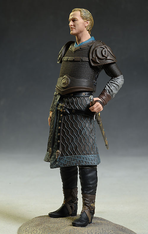 Game of Thrones Jorah Mormont figures by Dark Horse