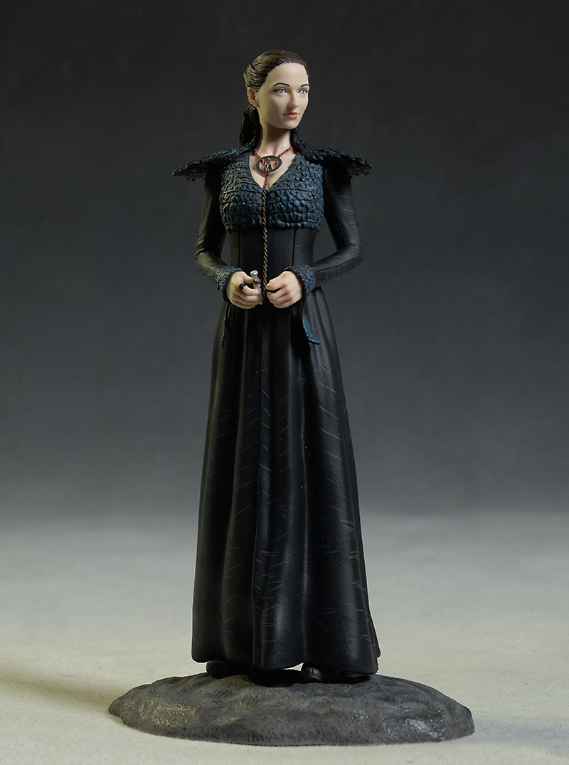 Game of Thrones Sansa Stark figures by Dark Horse