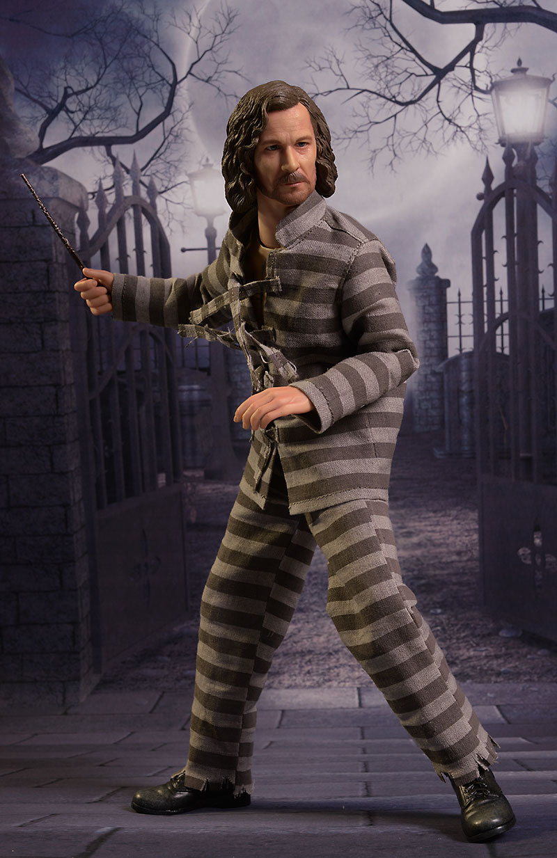 Harry Potter Sirius Black Prisoner action figure by Star Ace