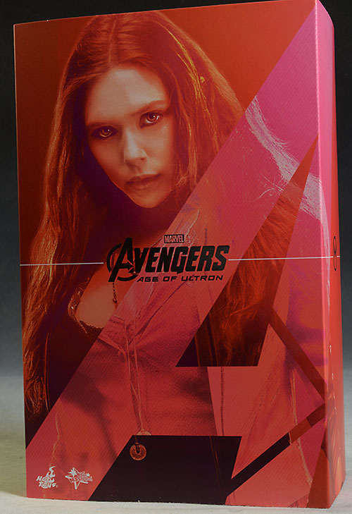 Avengers Scarlet Witch sixth scale figure by Hot Toys