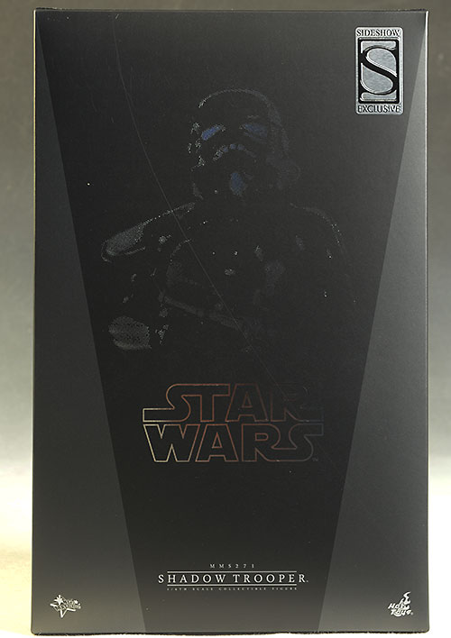 Star Wars Shadow Trooper action figure by Hot Toys