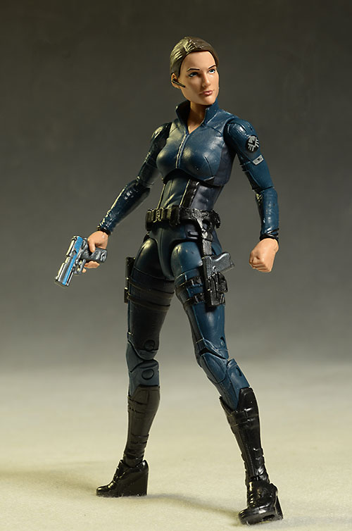 Agents of S.H.I.E.L.D. Marvel Legends action figures by Hasbro