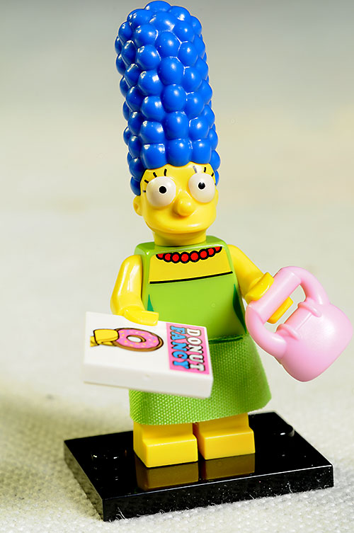 Simpsons Lego mini-figures by Lego