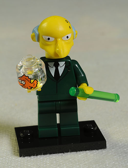 Lego Simpsons mini-figures wave 1