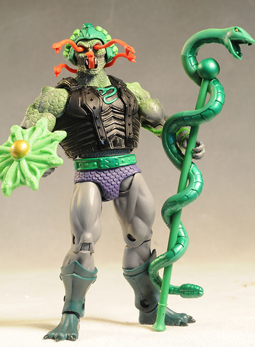 Snake Face MOTUC action figure by Mattel