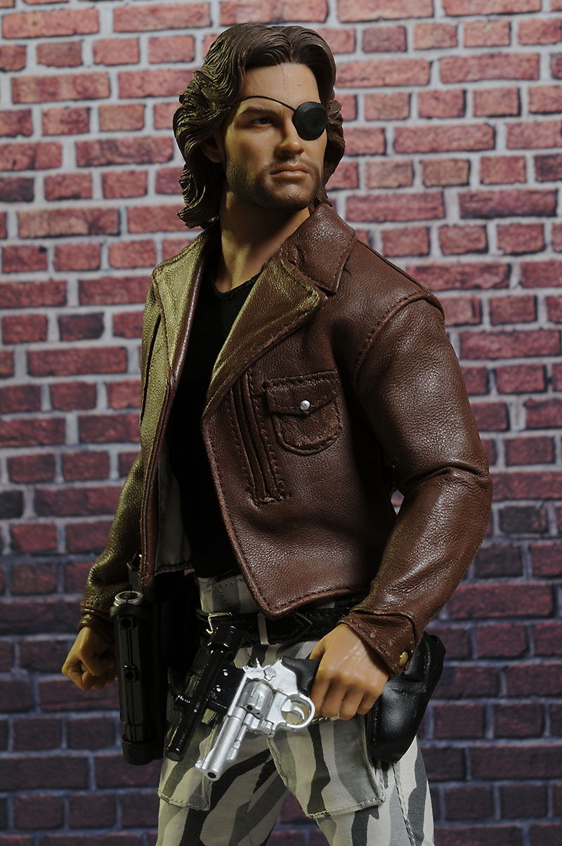 Snake Plissken action figure