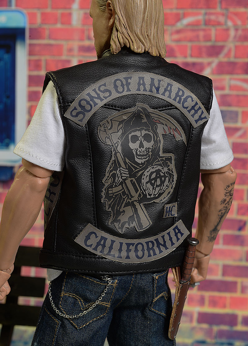 Sons of Anarchy Jax Teller sixth scale action figure by Pop Culture Shock