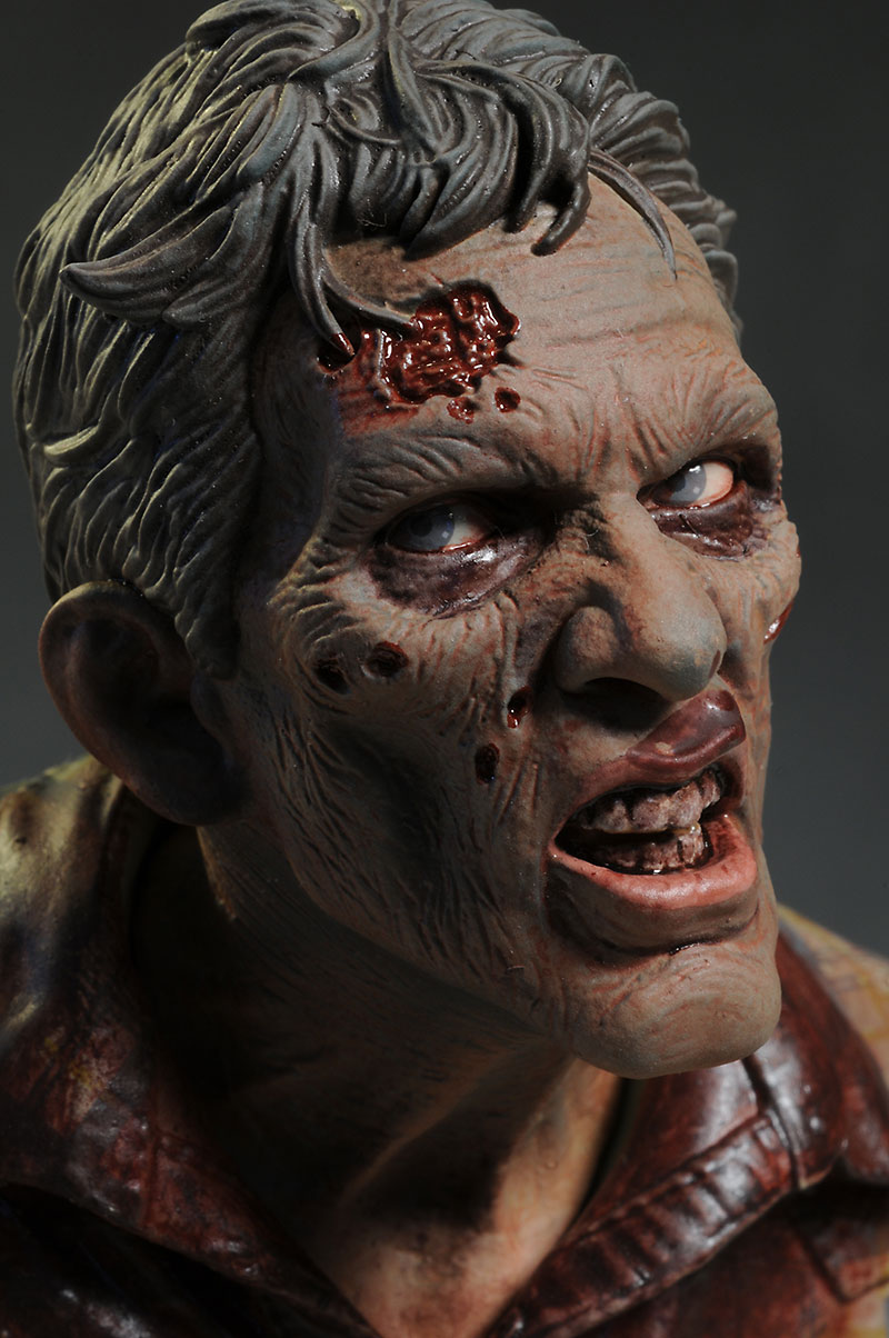Sophia's Walker Walking Dead mini-bust by Gentle Giant