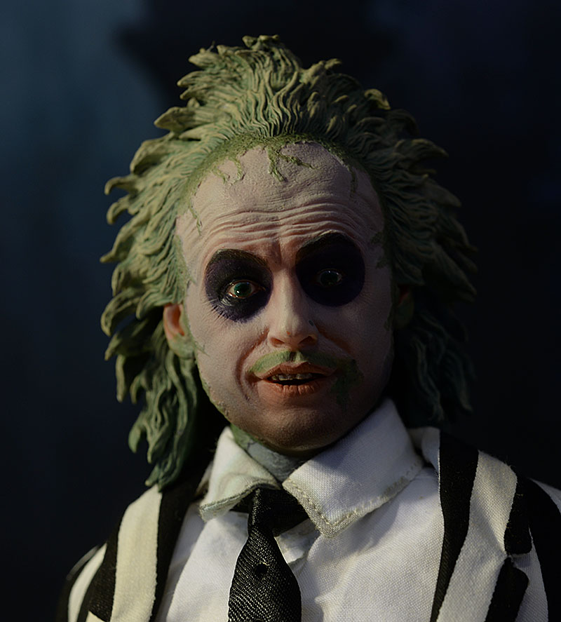 Beetlejuice sixth scale action figure by Sideshow Collectibles