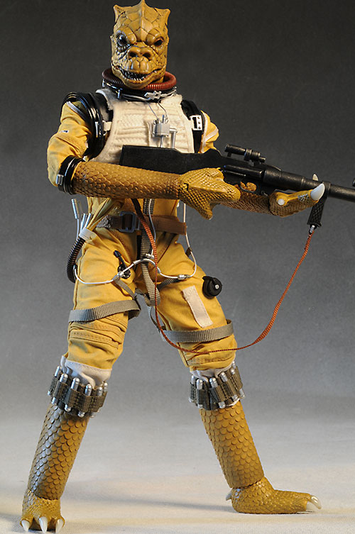 Bossk Star Wars sixth scale action figure by Sideshow Collectibles