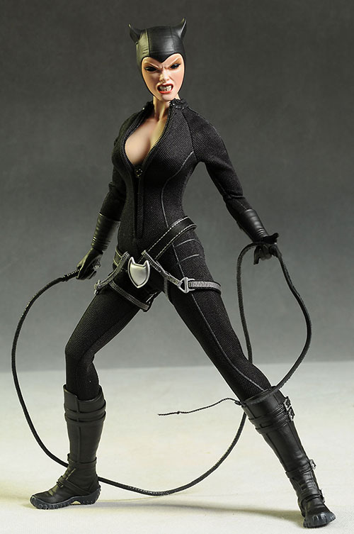 DC Catwoman sixth scale action figure by Sideshow