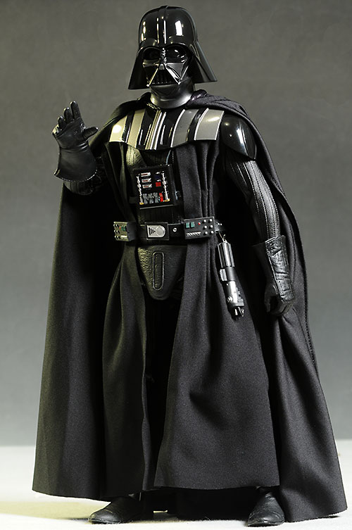 Star Wars Darth Vader deluxe action figure by Sideshow Collectibles