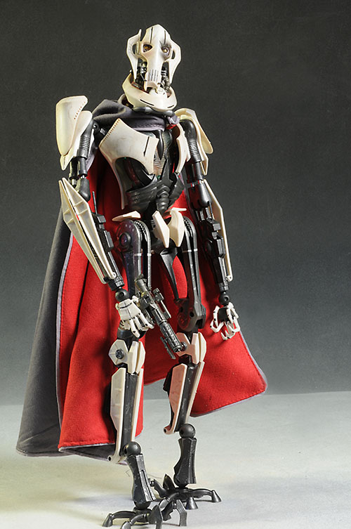 Star Wars General Grievous sixth scale action figure by Sideshow