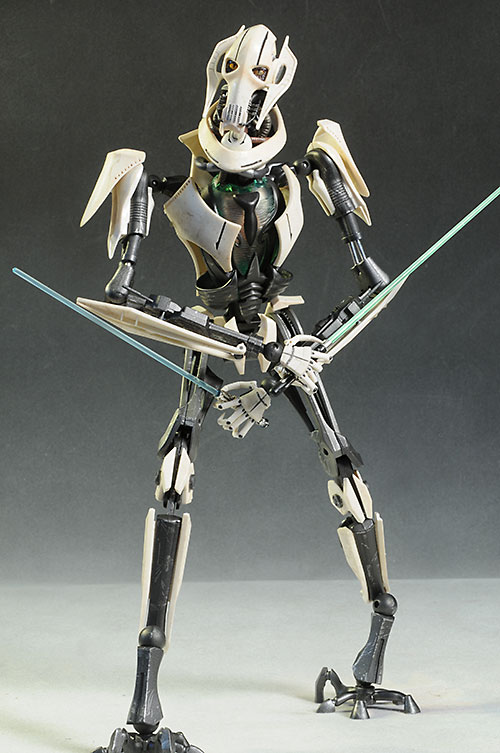 General Grievous Star Wars sixth scale action figure by Sideshow Collectibles