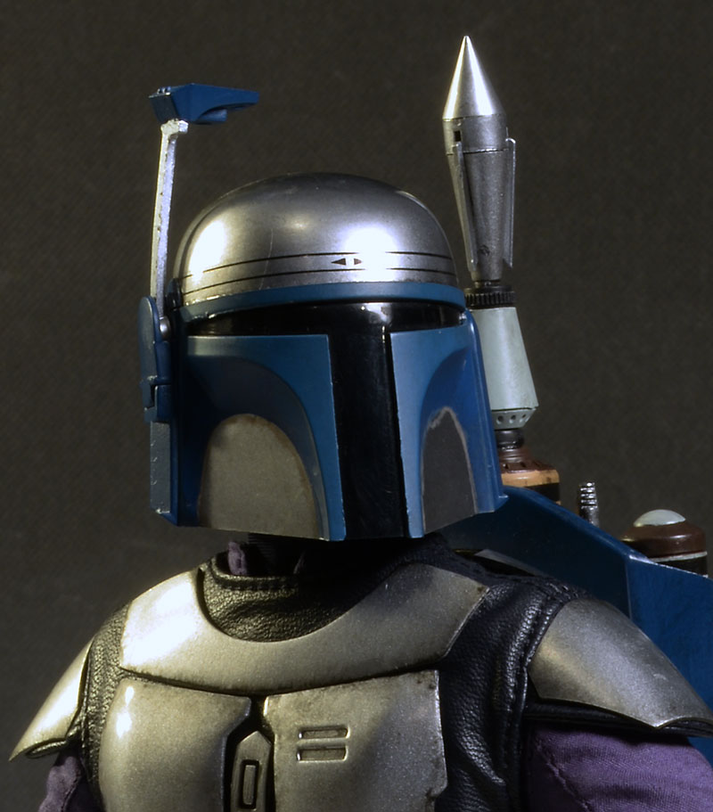 Star Wars Jango Fett 1/6th action figure by Sideshow