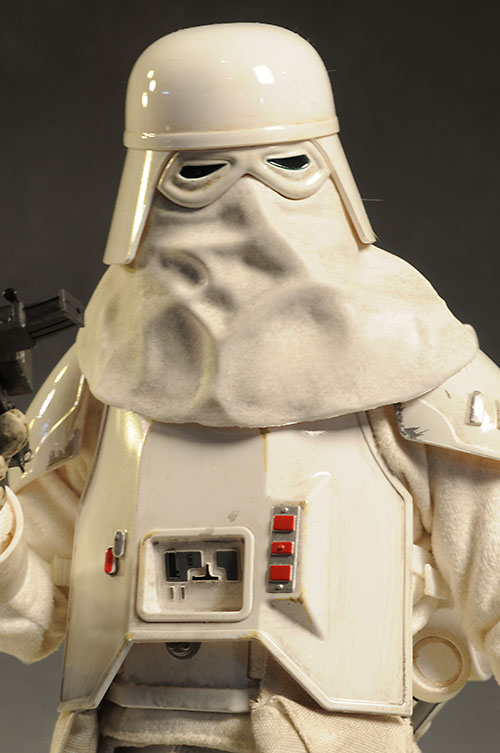 Snowtrooper Star Wars sixth scale action figure by Sideshow Collectibles