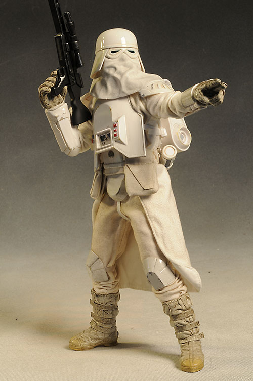 Star Wars Snowtrooper sixth scale action figure by Sideshow