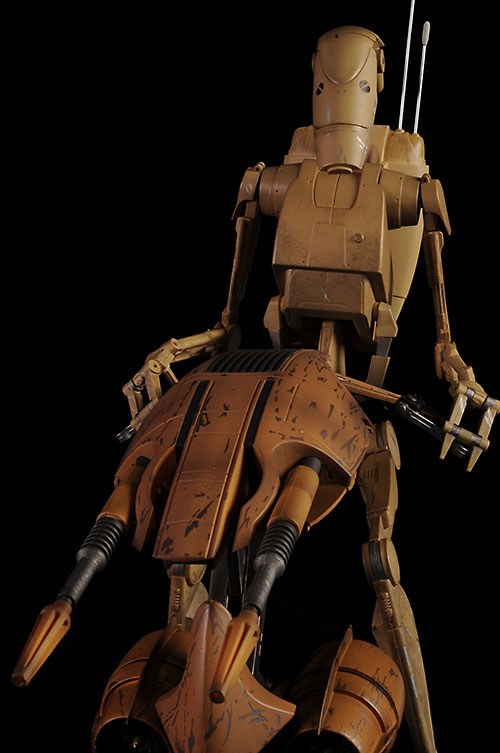 Star Wars S.T.A.P., Battle Droid action figure by Sideshow