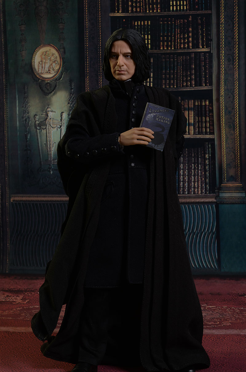Harry Potter Snape sixth scale action figure by Star Ace