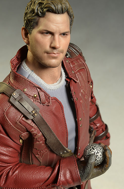 Star-Lord Guardians of the Galaxy 1/6th action figure by Hot Toys